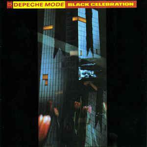 DEPECHE MODE - BLACK CELEBRATION Scandinavian Not embossed (LP)