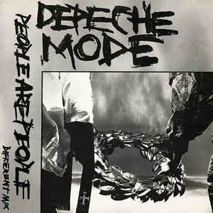 "DEPECHE MODE - PEOPLE ARE PEOPLE UK (12"")"