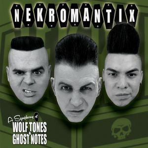 NEKROMANTIX - A SYMPHONY OF WOLF TONES AND GHOST NOTES (LP)