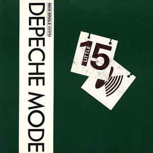 "DEPECHE MODE - LITTLE 15 German (12"")"