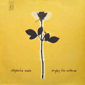 """DEPECHE MODE - ENJOY THE SILENCE German limited edition (12"""")"""