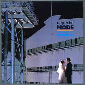 DEPECHE MODE - SOME GREAT REWARD U.S. (LP)