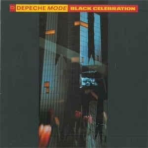 DEPECHE MODE - BLACK CELEBRATION UK Musitech pressing (LP)