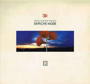 DEPECHE MODE - MUSIC FOR THE MASSES Canada (LP)