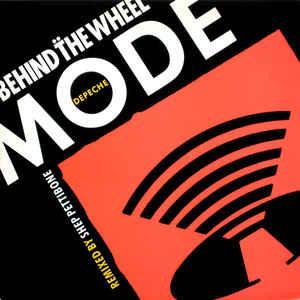 "DEPECHE MODE - BEHIND THE WHEEL Scandinavian (12"")"