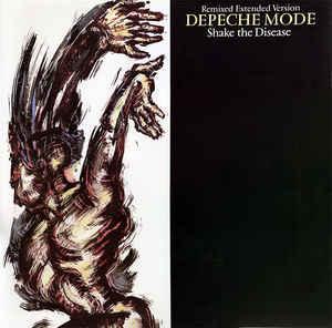 "DEPECHE MODE - SHAKE THE DISEASE UK (12"")"