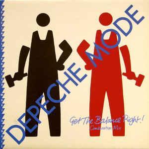 "DEPECHE MODE - GET THE BALANCE RIGHT Canada (12"")"