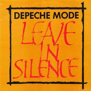 "DEPECHE MODE - LEAVE IN SILENCE UK (12"")"