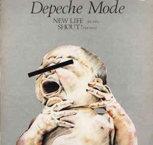 """DEPECHE MODE - NEW LIFE UK re-issue (12"""")"""