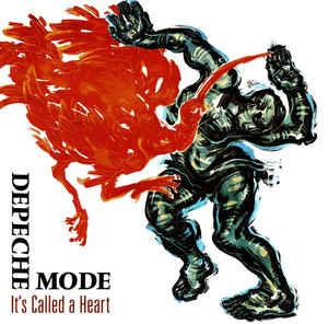 "DEPECHE MODE - IT'S CALLED A HEART UK (7"")"