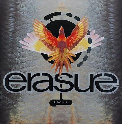 "ERASURE - CHORUS UK 12"" maxi (12"")"
