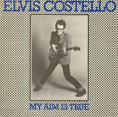 COSTELLO, ELVIS - MY AIM IS TRUE Scandinavian pressing, grey labels (LP)