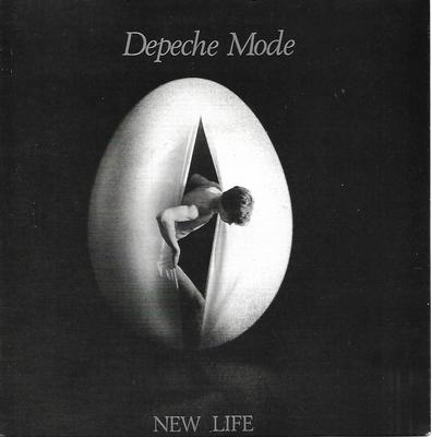 "DEPECHE MODE - NEW LIFE UK (7"")"