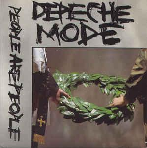 "DEPECHE MODE - PEOPLE ARE PEOPLE UK (7"")"