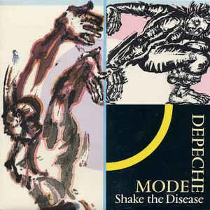 "DEPECHE MODE - SHAKE THE DISEASE UK (7"")"