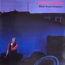 LEMARC, PETER - EFTER TUSEN TIMMAR Scarce 1984 first pressing in blue vinyl, 1000 copies only (LP)