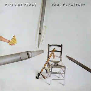 McCARTNEY, PAUL - PIPES OF PEACE UK (LP)