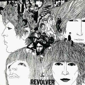 BEATLES, THE - REVOLVER Swedish 1970:s re-issue (LP)