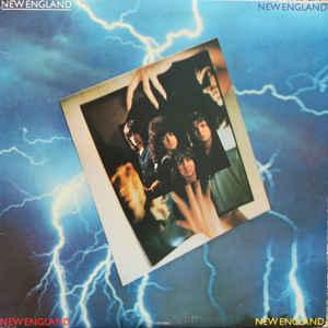 NEW ENGLAND - NEW ENGLAND Still sealed! Produced by Paul Stanley (Kiss)! (LP)