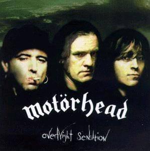 MOTÖRHEAD - OVERNIGHT SENSATION Limited edition re-issue (LP)