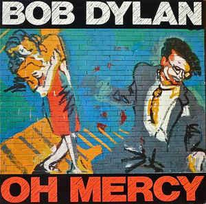 DYLAN, BOB - OH MERCY Dutch (LP)