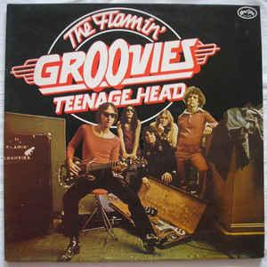 FLAMIN' GROOVIES, THE - TEENAGE HEAD Re-issue (2LP)