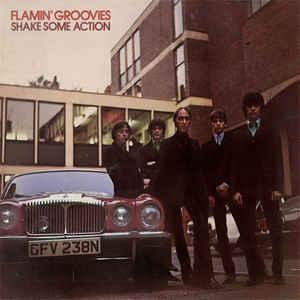 FLAMIN' GROOVIES, THE - SHAKE SOME ACTION UK (LP)