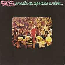 FACES - A NOD'S AS GOOD AS A WINK TO A BLIND HORSE German re-issue (LP)