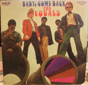 EQUALS, THE - BABY, COME BACK U.S. (LP)