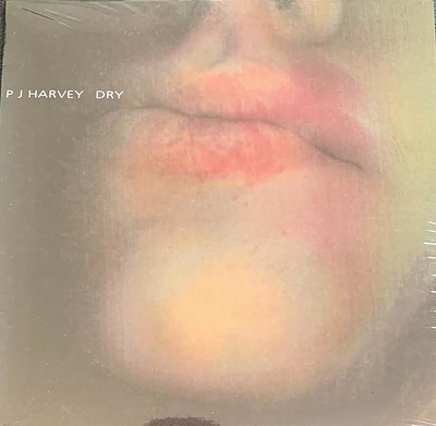 HARVEY, PJ - DRY 2020 reissue (LP)