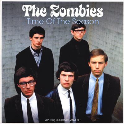 ZOMBIES, THE - TIME OF THE SEASON 180g blue vinyl (2LP)