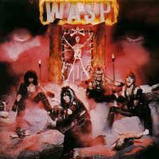 W.A.S.P. - S/T 180g coloured vinyl (LP)
