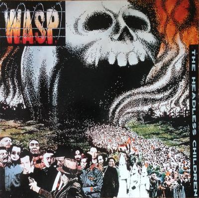 W.A.S.P. - THE HEADLESS CHILDREN 180g coloured vinyl (LP)