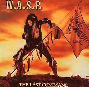 W.A.S.P. - THE LAST COMMAND 180g coloured vinyl (LP)