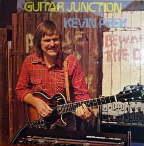 PEEK, KEVIN - GUITAR JUNCTION (LP)