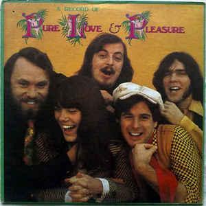 PURE LOVE AND PLEASURE - A RECORD OF PURE LOVE & PLEASURE (LP)