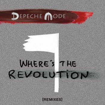 "DEPECHE MODE - WHERE´S THE REVOLUTION REMIXES 9 track 2x12"" EP (12"")"