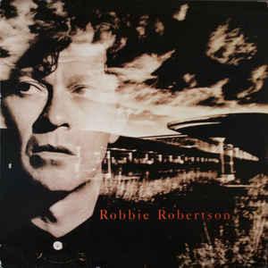 ROBERTSON, ROBBIE - ROBBIE ROBERTSON German (LP)