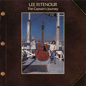 RITENOUR, LEE - THE CAPTAIN'S JOURNEY (LP)