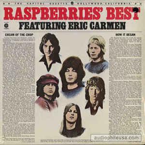 RASPBERRIES - RASPBERRIES BEST U.S. (LP)