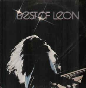 RUSSELL, LEON - THE BEST OF LEON UK (LP)