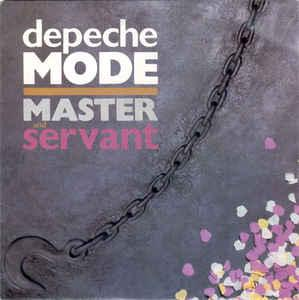 "DEPECHE MODE - MASTER AND SERVANT Scandinavian (7"")"