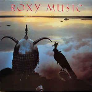 ROXY MUSIC - AVALON Scandinavia, dark labels (LP)