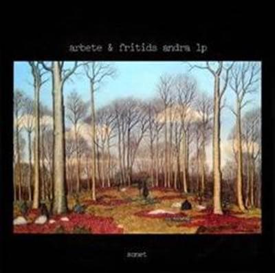 ARBETE OCH FRITID - ARBETE OCH FRITID (2nd album) 2017 RSD Exclusive reissue (LP)