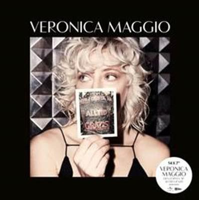 """VERONICA MAGGIO - DEN FÖRST ÄR ALLTID GRATIS 14x7"""" singles box, RSD exclusive (LP-BOX)"""