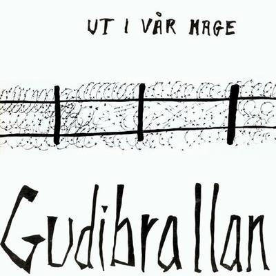 GUDIBRALLAN - UT I VÅR HAGE RSD 2017, legendary swedish proggressive 1970 album (LP)