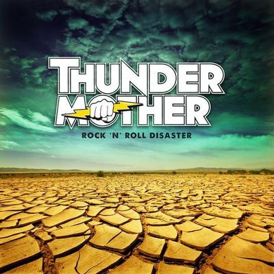 THUNDERMOTHER - ROCK N ROLL DISASTER RSD2017, Yellow vinyl Limited edition. (LP)