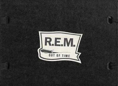 "R.E.M. - OUT OF TIME U.S. ltd edition ""portfolio"" sleeve, sealed! (CD)"
