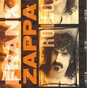 "ZAPPA, FRANK - ROLLO RSD 2017, Clear Vinyl (10"")"