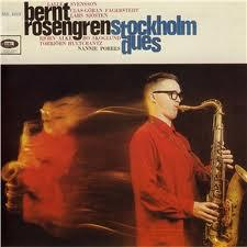 ROSENGREN, BERNT - STOCKHOLM DUES RSD 2017, 1965 Jazz classic (LP)